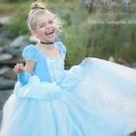 READY_TO_SHIP Cinderella Costume Classic Princess Gown Tutu Dress