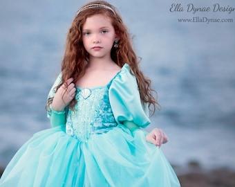 2e189b9e3 Ariel Green Dress - The Little Mermaid