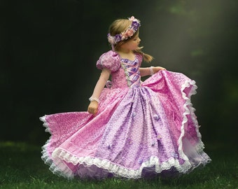 HALLOWEEN_ORDERS_CLOSED 2019 Couture Rapunzel Dress