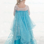 Elsa Cape Hook-Up Add On (CAPE_AND_DRESS_NOT_INCLUDED)
