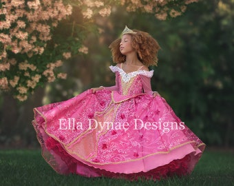 HALLOWEEN_ORDERS_CLOSED NEW Royal Couture Aurora Dress