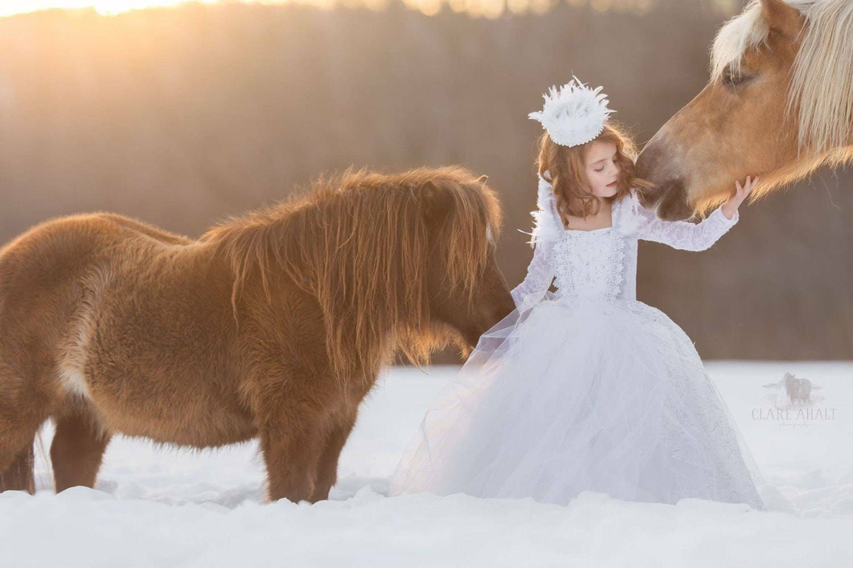 Swan reine costume princesse des glaces etsy - Robe reine des glaces ...