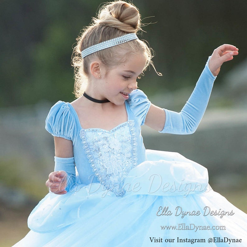5f001854e Vestido disfraz de Cenicienta clásico princesa vestido tutú
