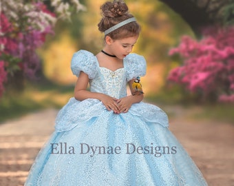 HALLOWEEN_ORDERS_CLOSED NEW Royal Couture Cinderella Dress