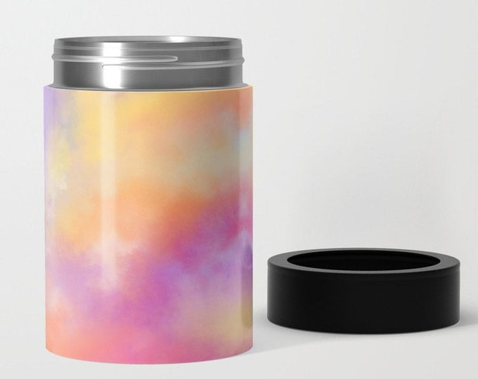Colorful Can Cooler - 12 oz Can Cooler - Made to Order
