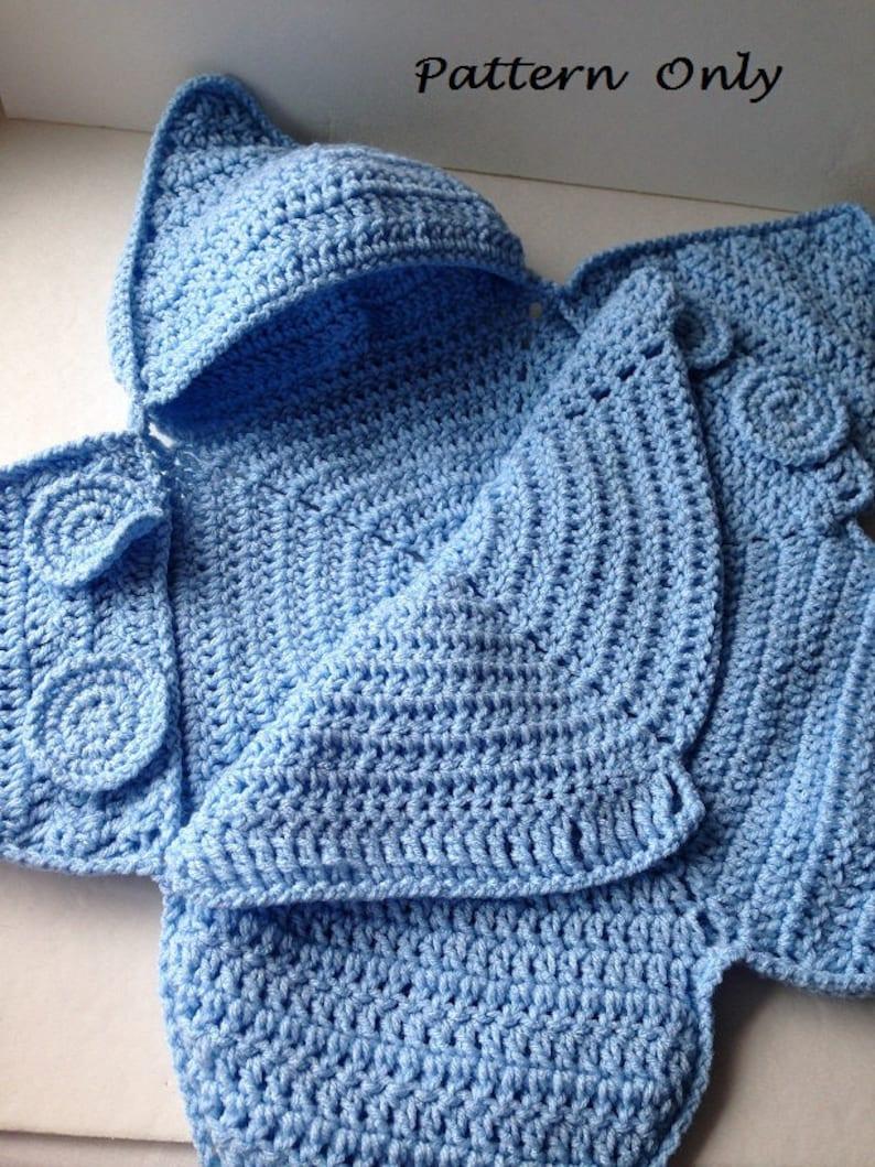 Pattern Crochet Baby Star Bunting Pattern Baby Bag Bunting Etsy