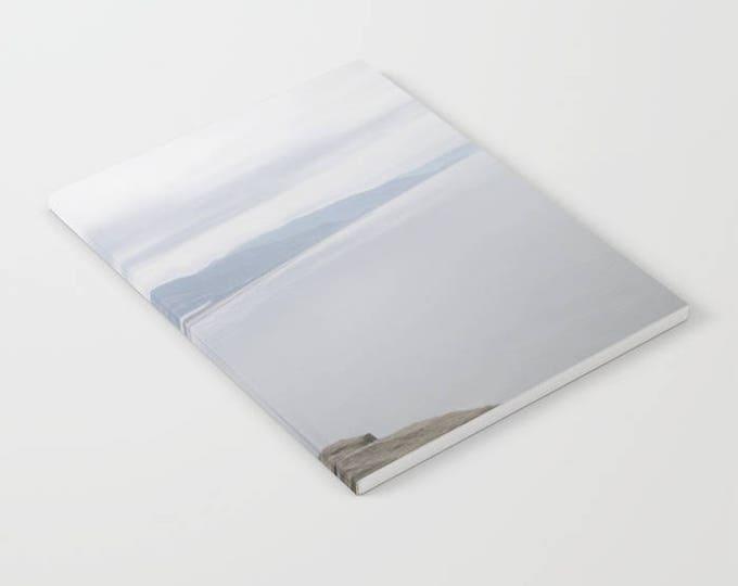 Beach Notebook - Beach Photograph -  Blank Book - Lined - Unlined - Made to Order