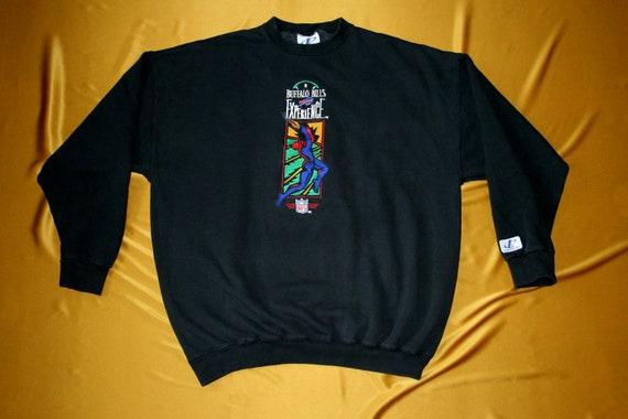 Buffalo Bills Sweatshirt (Black)