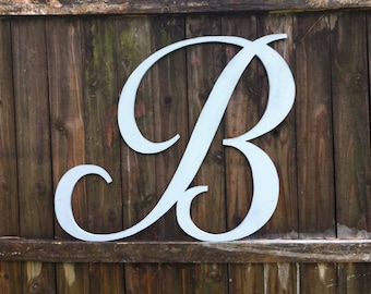 20 nursery letters door hanger wedding letters wall decor sweet table decor wooden script initials his and hers initials