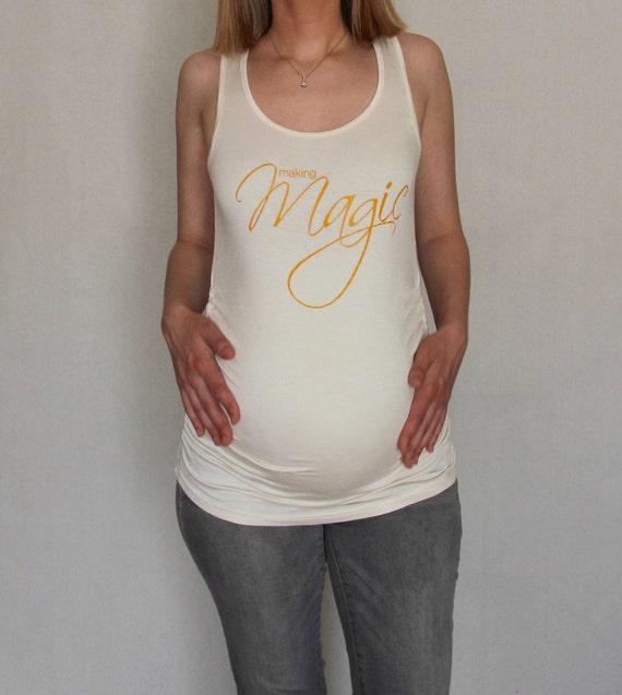 Making Magic Maternity Tank Top CLEARANCE SALE