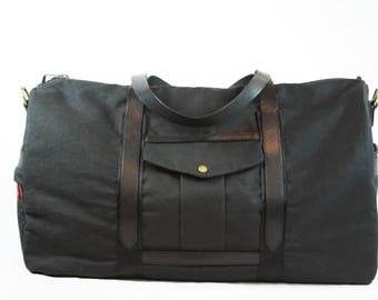 7d1a3ecea5 Waxed Canvas Weekender