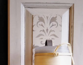 Candle holder / wall sconce / wall hanging by Posen Design