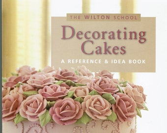 6 Wilton Instructional Books: Cake Decorating / Pops! / 2010 Year Book / Brownie Fun! / Tiered Cakes / Wedding Cakes
