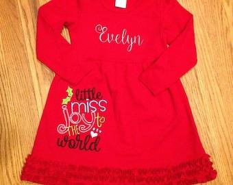 Christmas/Winter/Holiday Dress