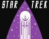 Star Trek Poster Print