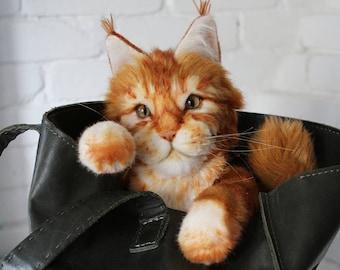 Cat portrait 50-70 cm