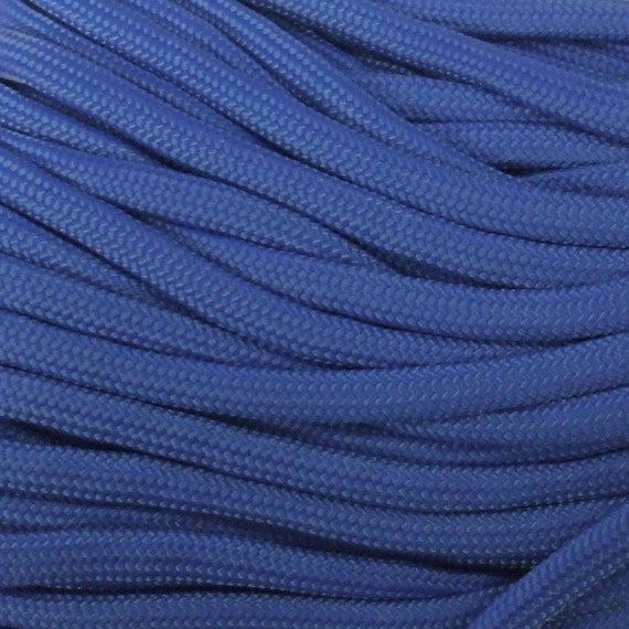 Royal Blue Paracord 100 Foot 550 lb 7 Strand Bracelet Camping Survival Rope