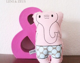 Jessie elephant stuffed animal