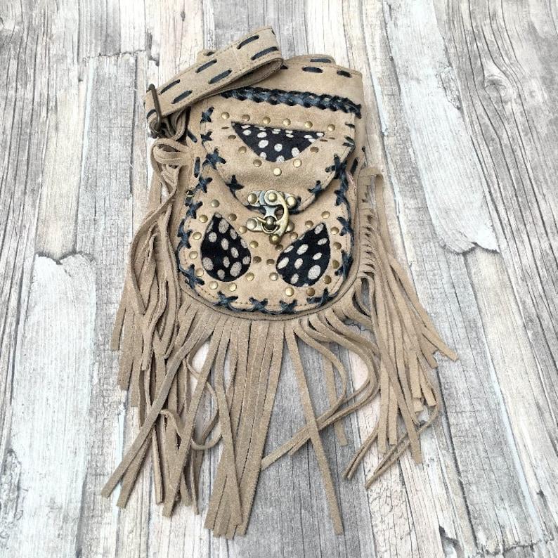 Festival Hip Bag Festival Bag Boho Fanny Pack Belt Bag with image 0
