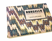 Bargello, Needlepoint Patterns, Florentine Canvas, Elsa Williams, Bargello Stitch Book, Learn Bargello, Advanced Needlepoint, Pillow Pattern