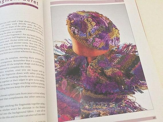 Freiform stricken Freiform häkeln stricken häkeln Buch | Etsy
