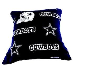 Dallas Cowboys, Cowboys Pillow, Dallas Pillow, Football Fan, Man Cave, Dallas Gift, Cowboys Gift, Accent Pillow, Man Gift, Cowboys Logo