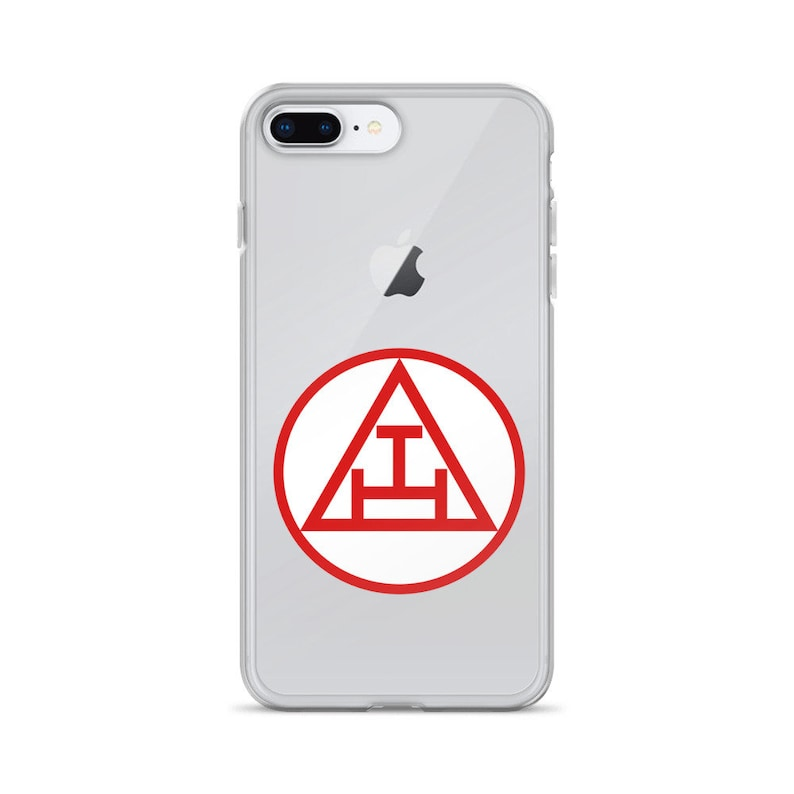 Royal Arch Chapter iPhone Case