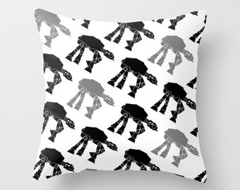 Star Wars AT-AT Decorative Pillow with insert