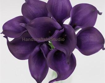 Purple flowers etsy popular items for purple flowers mightylinksfo