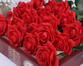 Red roses   Etsy