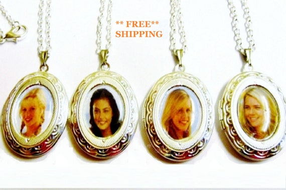 H2o Just Add Water Necklace H20 Inspired Locket Choose From