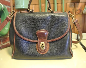 7ec276cae0 Vintage Coach Purse Leather Bag Crossbody