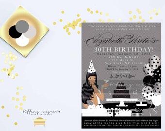 Chic Birthday Celebration II