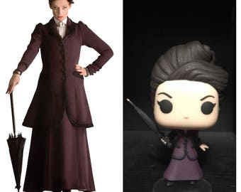 "Custom Funko Pop: Missy/The Mistress from ""Doctor Who"""