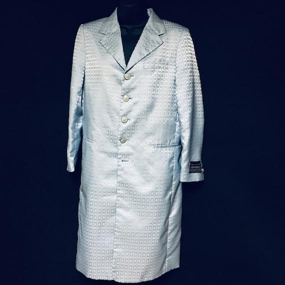 80s Vintage Womens Zoot Pant Suit Size 4 US Crop … - image 3