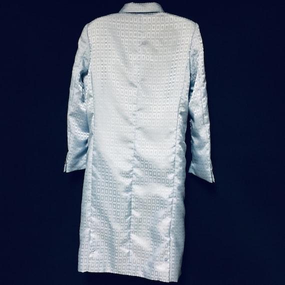 80s Vintage Womens Zoot Pant Suit Size 4 US Crop … - image 4