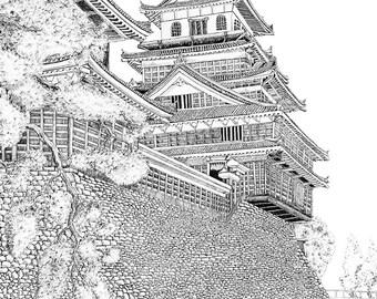 Kumumoto Castle
