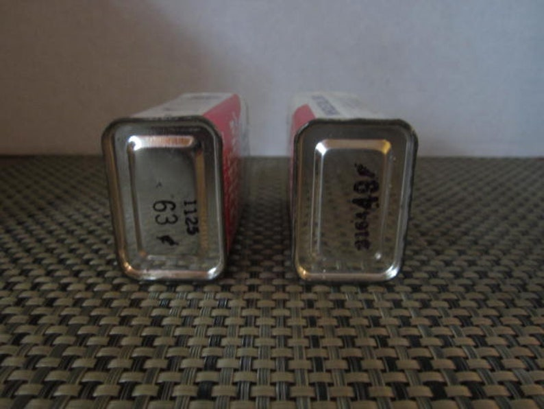 McCormick Pickling Spice and Dill Seed Tins