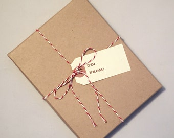 Gift Box for A2 Stationery & Cards