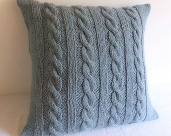 Knitted Couch Cover Etsy