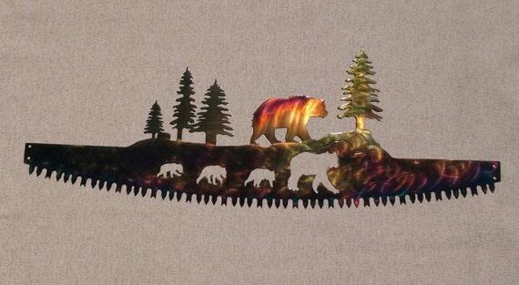 Wildlife Metal Art - Back 40 Metal Worx Designs