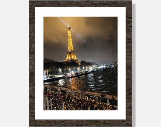 Paris - Eiffel Tower, Digital Download, Digital Photography