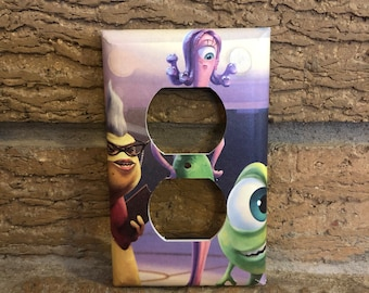 Roz monsters inc | Etsy