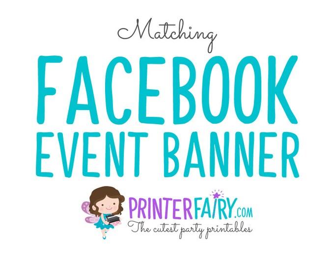 Matching Facebook Event Banner