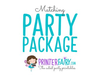 Matching Party Package