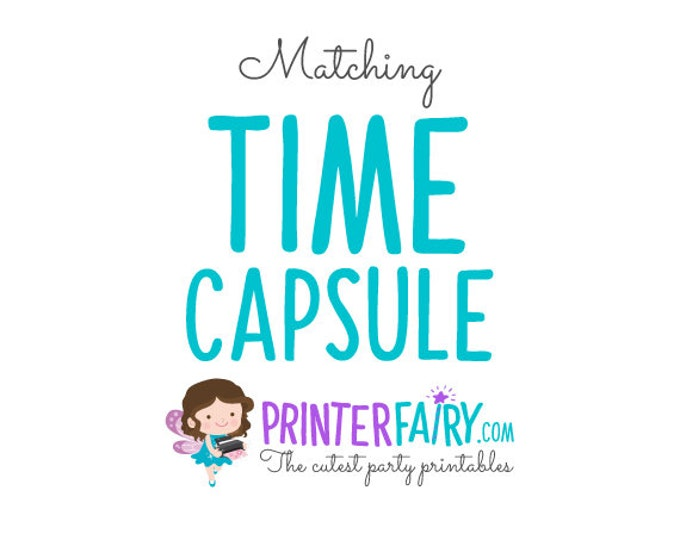 Matching Time Capsule