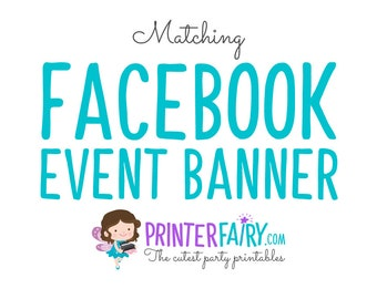 Matching Facebook Event Banner