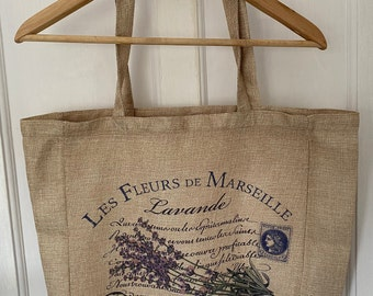 Funny Shopping Bag Canvas Tote Shopper Jute Bag For Life Keep Calm And Carry On
