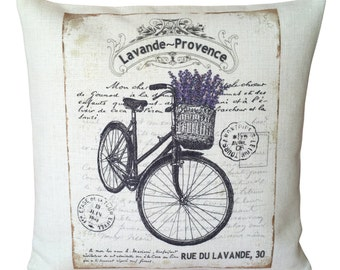 Bicycle pillow | Etsy