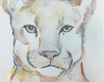 Original Watercolor Art